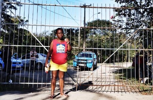Despejo na Ocupação Solano Trindade - Caxias RJ. Foto: Mídia Ninja