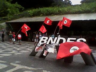Ocupação BNDES