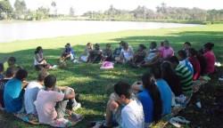 Jovens rurais protagonizando o fortalecimento da agricultura familiar e a construção do conhecimento agroecológico