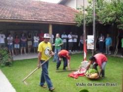 Caravana do Rio de Janeiro visita Escola Nacional Florestan Fernande12
