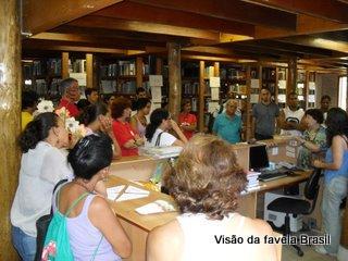 Caravana do Rio de Janeiro visita Escola Nacional Florestan Fernande3