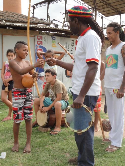 Formação no Acampamento Luiz Maranhão