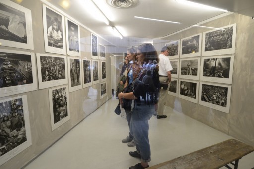Exposição Terra - Colônia - Foto: Fernanda Oliveira de Souza/Allerwelthaus