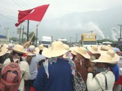 Foto Luta das Mulheres- Nacional- SP