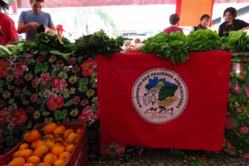V Feira Estadual da Reforma Agrária Cícero Guedes. Foto: Uschi Silva