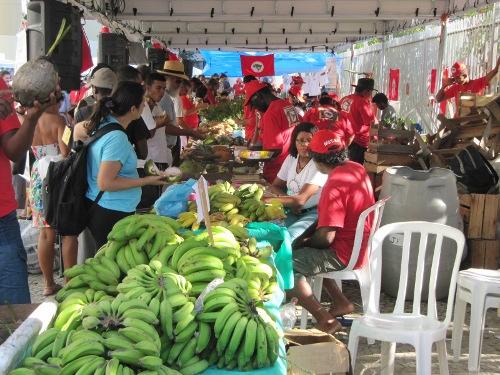 III Feira da Reforma Agrária - MST RJ