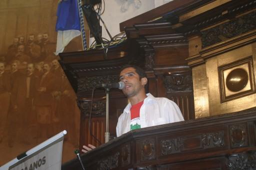 Marcos Araujo, Dirigente Nacional do MST