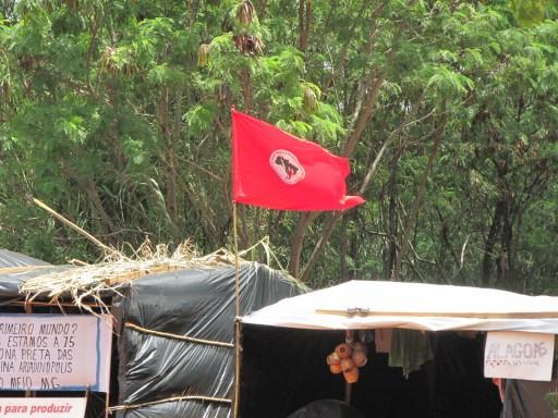 Acampamento Nacional Hugo Chavez - Brasília