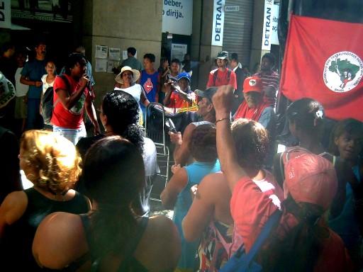 Jornada Nacional de Luta por Reforma Agrária: MST ocupa Incra no Rio de Janeiro