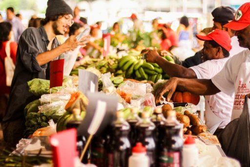 Feira da Reforma Agrária acontecerá nos días 5,6 e 7 de dezembro no Largo da Carioca, Rio de Janeiro.