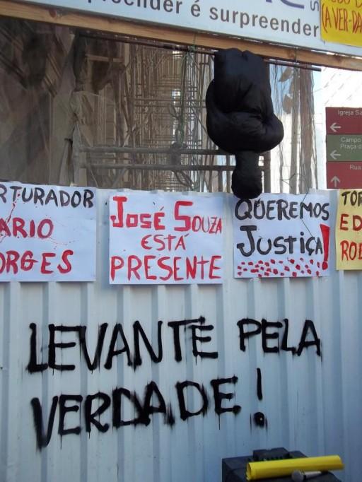 Ato pela Memória, Verdade e Justiça - Rio de Janeiro