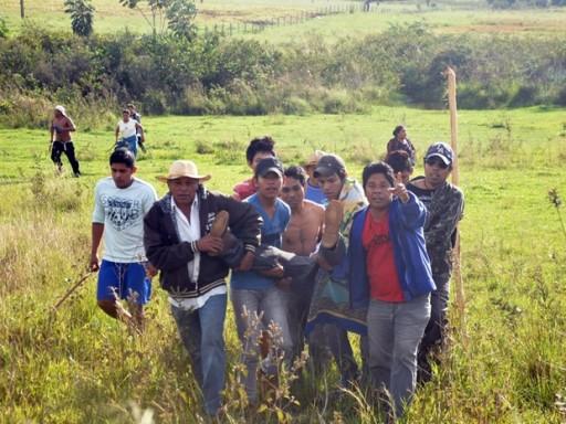 Índios no Mato Grosso do Sul