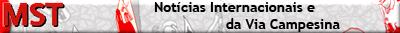 Notícias Internacionais e da Via Campesina
