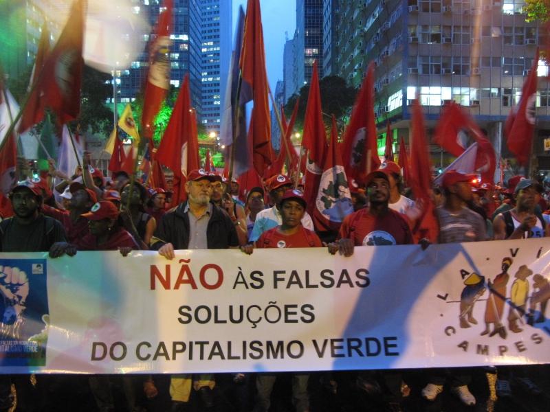 Marcha - Dia de Luta Global