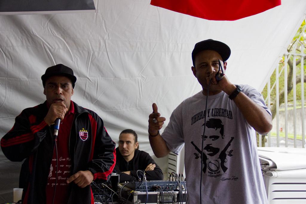 5ª Feira Estadual da Reforma Agrária Cícero Guedes. Largo da Carioca, Centro, RJ, 25/07/2014