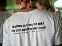 Rumo ao VI Congresso Nacional do MST.