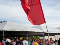 VI Confgresso MST - Dia 1, acto de apertura.