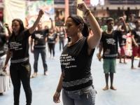 VI Congreso Nacional del MST, Brasilia. Dia 2.Debate Reforma Agraria Popular